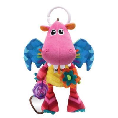 New Lamaze Dee Dee The Dragon Lovely Baby Developmental Toy