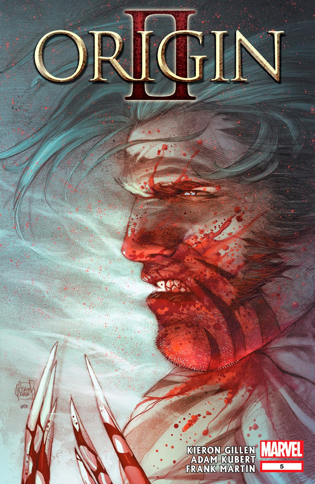 Wolverine : Origin II by Kieron Gillen (2014, Hardcover)