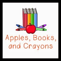 Apples, Books, and Crayons