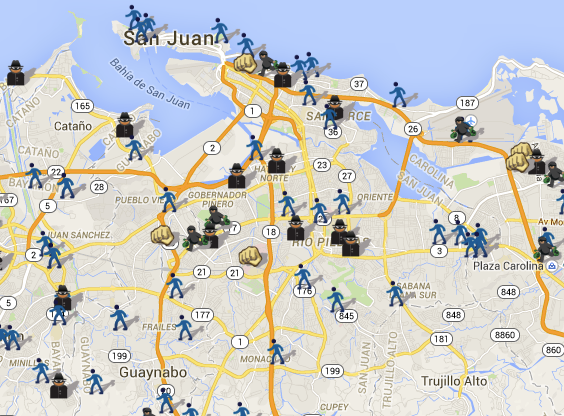 SpotCrime - The Public's Crime Map: The Puerto Rico Crime Map on eau claire crime map, omaha most wanted, grand island crime map, richardson crime map, kentucky crime map, nevada crime map, waco crime map, muskegon crime map, wyoming crime map, columbus crime map, topeka crime map, alabama crime map, saint paul crime map, dubuque crime map, chico crime map, eugene crime map, pueblo crime map, muncie crime map, champaign crime map, el paso crime map,