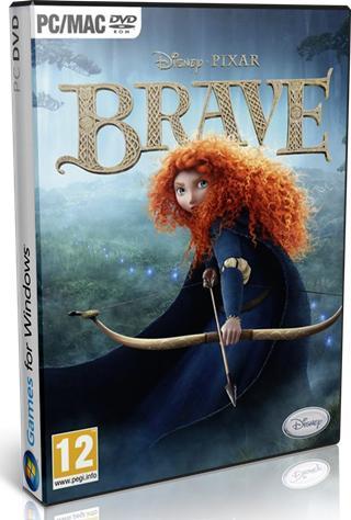 Brave El Videojuego PC Full Español