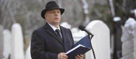 Primeiro-ministro reconhece papel da Hungria no Holocausto