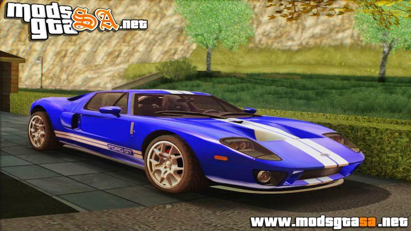 SA - Ford GT