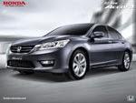Mobil Honda Accord Bandung