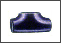 Image of Reduction Tee Pipe Fittings manufactured and supplied by S. Nomi and Co, Kolkata.