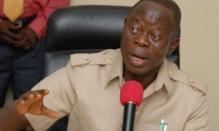 2019 presidency: What God will do to Obasanjo, Atiku in February – Oshiomhole