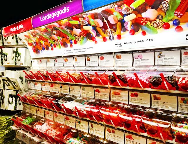 Ikea vendra des bonbons en vrac dans ses magasins