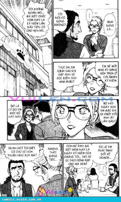 Detective Conan - Thám Tử Lừng Danh Conan chap 575 page 14 - IZTruyenTranh.com