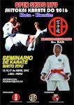 """CAMPEONATO DE KARATE """"Copa Shito Ryu Shito Kai"""" Lima-Perú"""