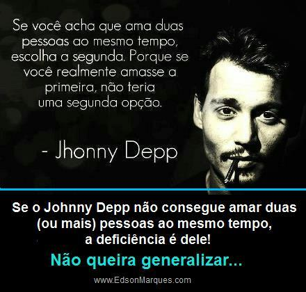 Mude Johnny Depp