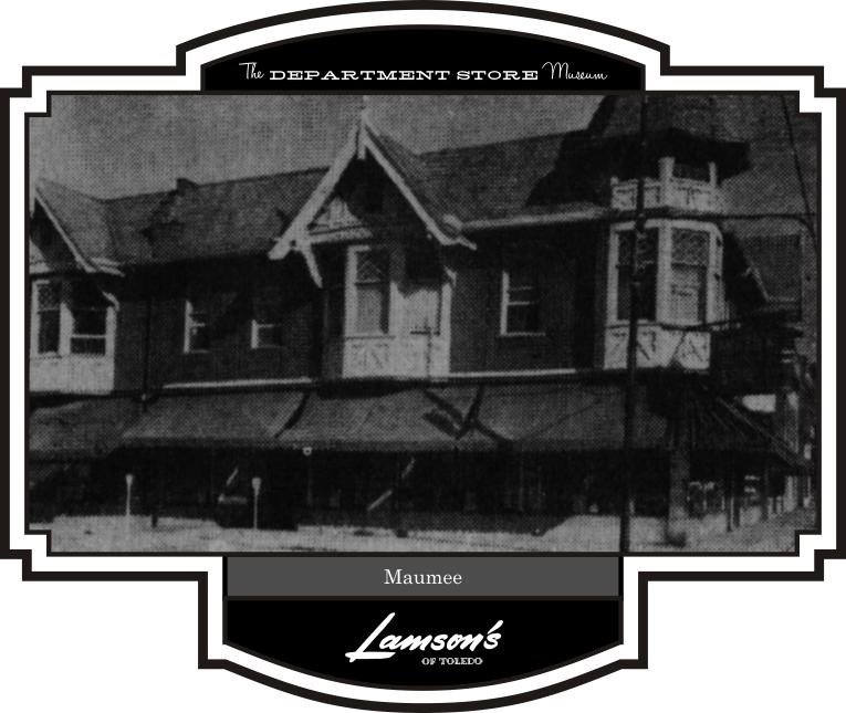 The Department Store Museum Lamson Brothers Toledo Ohio
