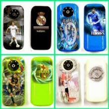 Power Bank Gambar Gruop Bola Lengkap Motif