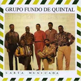 CD Fundo Quintal - Carta Musicada (1994)