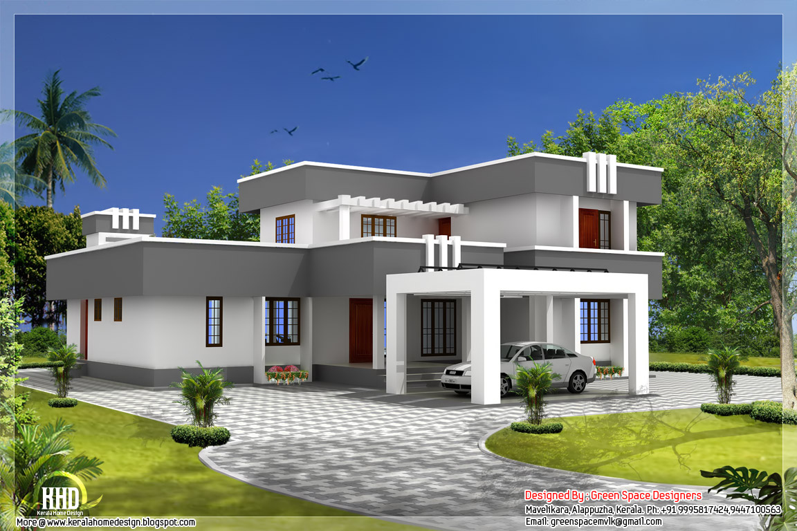 Boxtype 5 Bhk Home Designed In Vastu Perimeter House