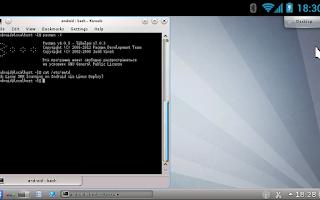 Jalankan Kali Linux pada Mobile Device Android