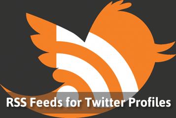 Twitter Rss Feeds