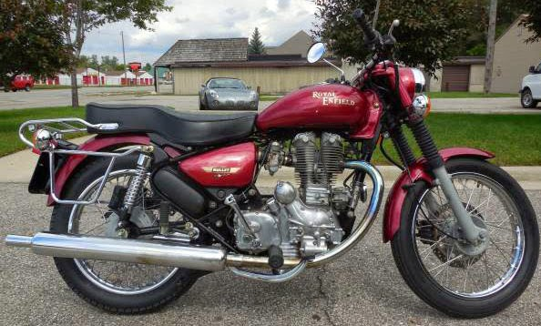 Royal Enfield Motorcycles For Sale Royal Enfield Turns Man Into Mechanic