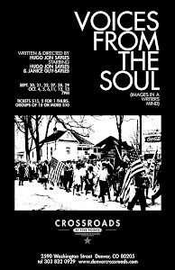Crossroads Theatre Poster