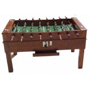Juegos y accesorios futbolines for Futbolin madera bar