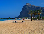 The white sandy beach which gleams with beauty will welcome you, . (san vito lo capo beach)