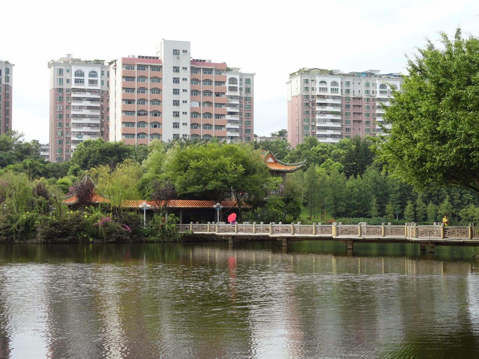Long Tan Park ShenZhen