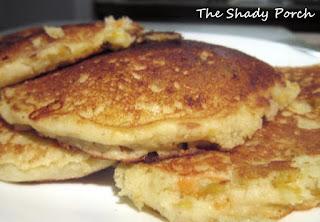 Jalapeno Cornbread Pancakes
