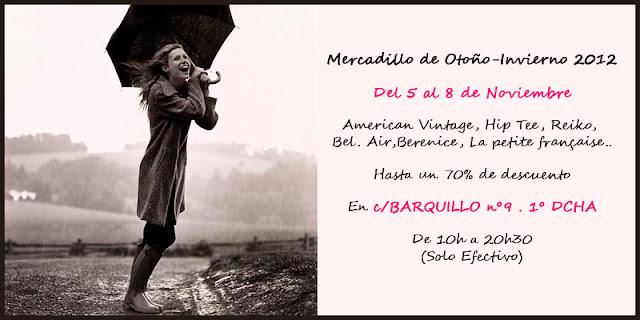 Mercadillo de Madrid