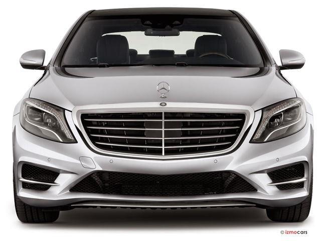 Super Luxury Cars  #1 (2014) Mercedes-Benz S-Class