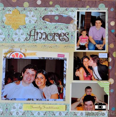 Scrapbook - amores
