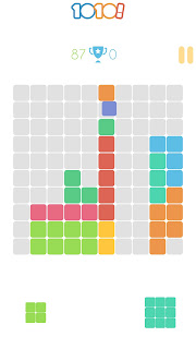 1010! tetris application