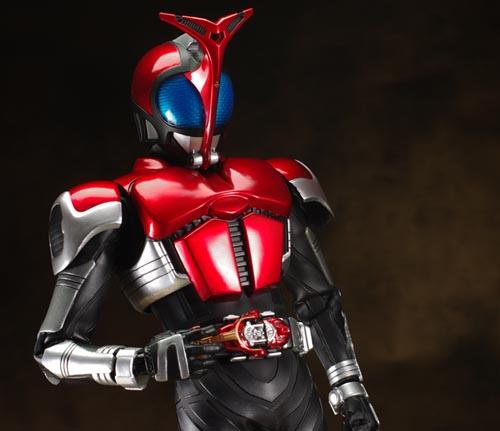 Real Action Heroes Kamen Rider Kabuto ver.2.0