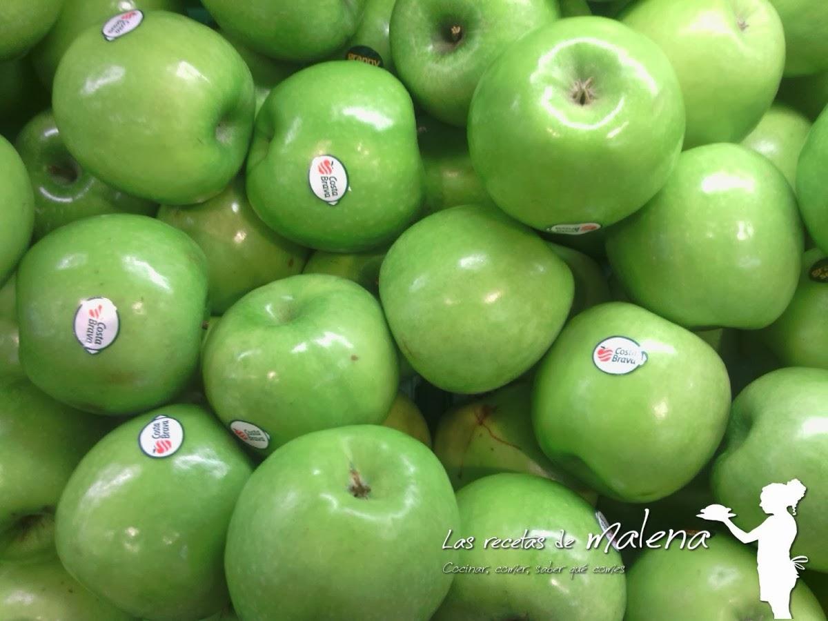 manzana fibra