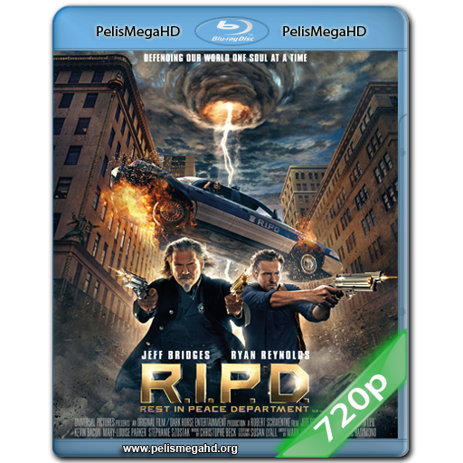 R.I.P.D (2013) 720P HD MKV ESPAÑOL LATINO