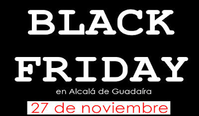 Black Friday en Alcalá de Guadaíra 2015