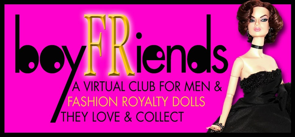 boyFRiends - A Virtual Club For Men & The FR Dolls They Love & Collect