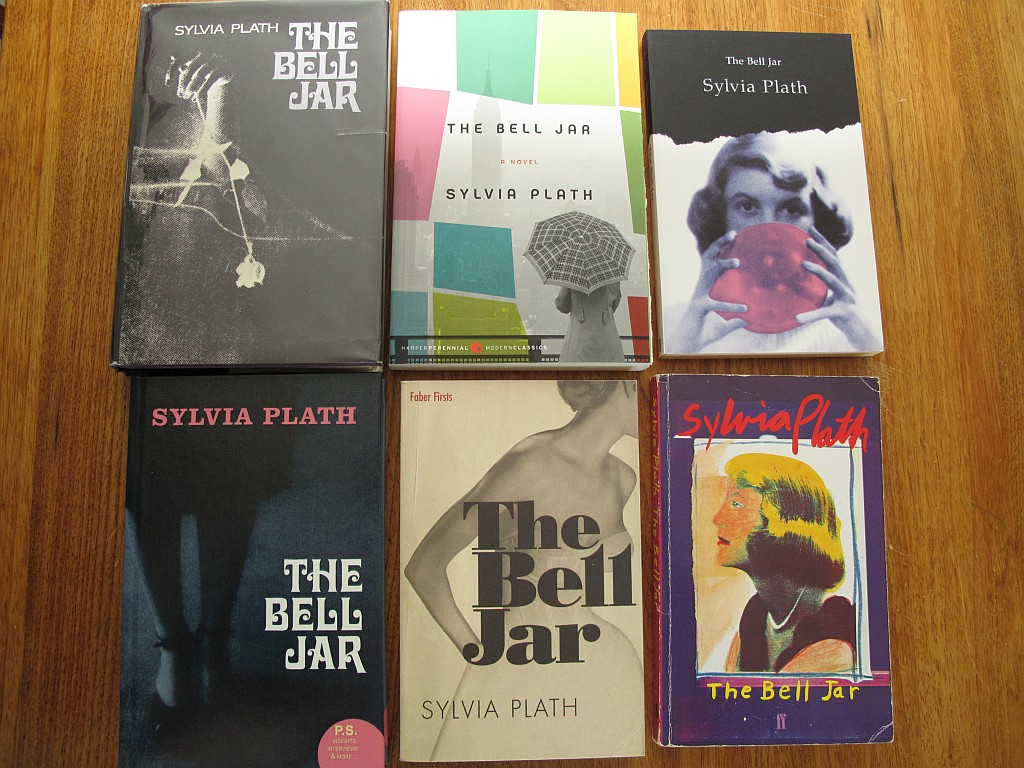 the role model in sylvia plaths the bell jar