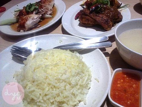 Menu Baru Nasi Ayam
