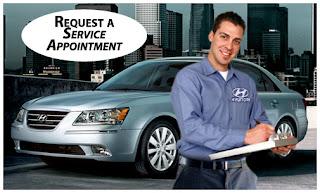 Hyundai Service Coupons DE