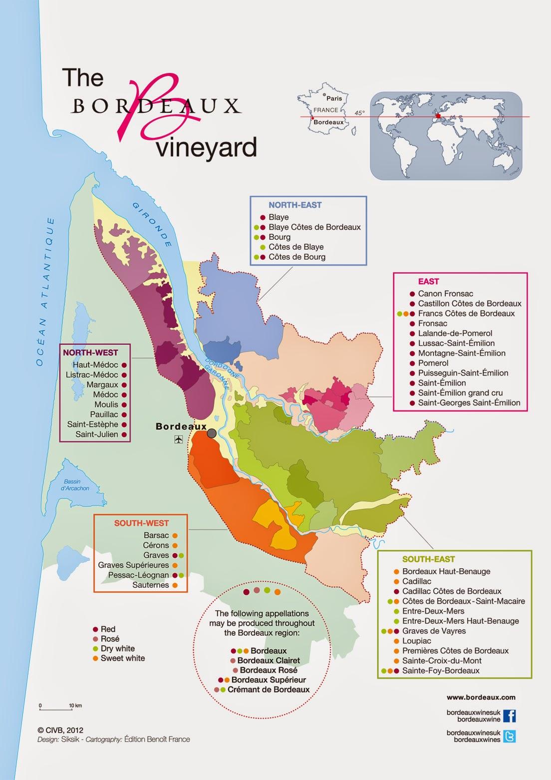 Probando Vinos Chateau De Seguin 2012