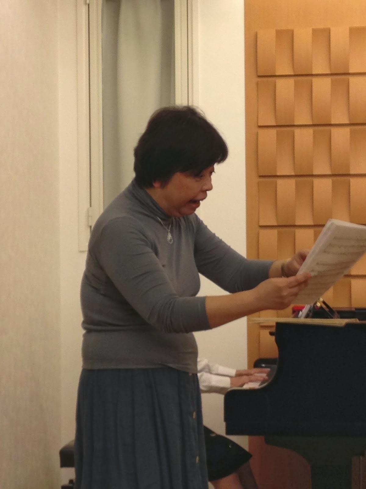 日仏現代音楽協会公式ブログ: 小林真理声楽マスタークラス開催報告 日仏... 日仏現代音楽協会公