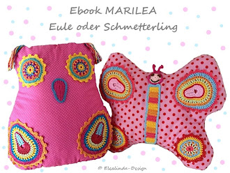 "Ebook ""MARILEA"" - Eule + Schmetterling"