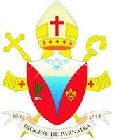Brasão da Diocese de Parnaíba - PI