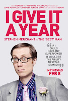 i give it a year stephen merchant poster