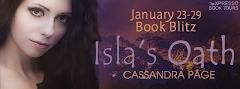 Isla's Oath - 25 January