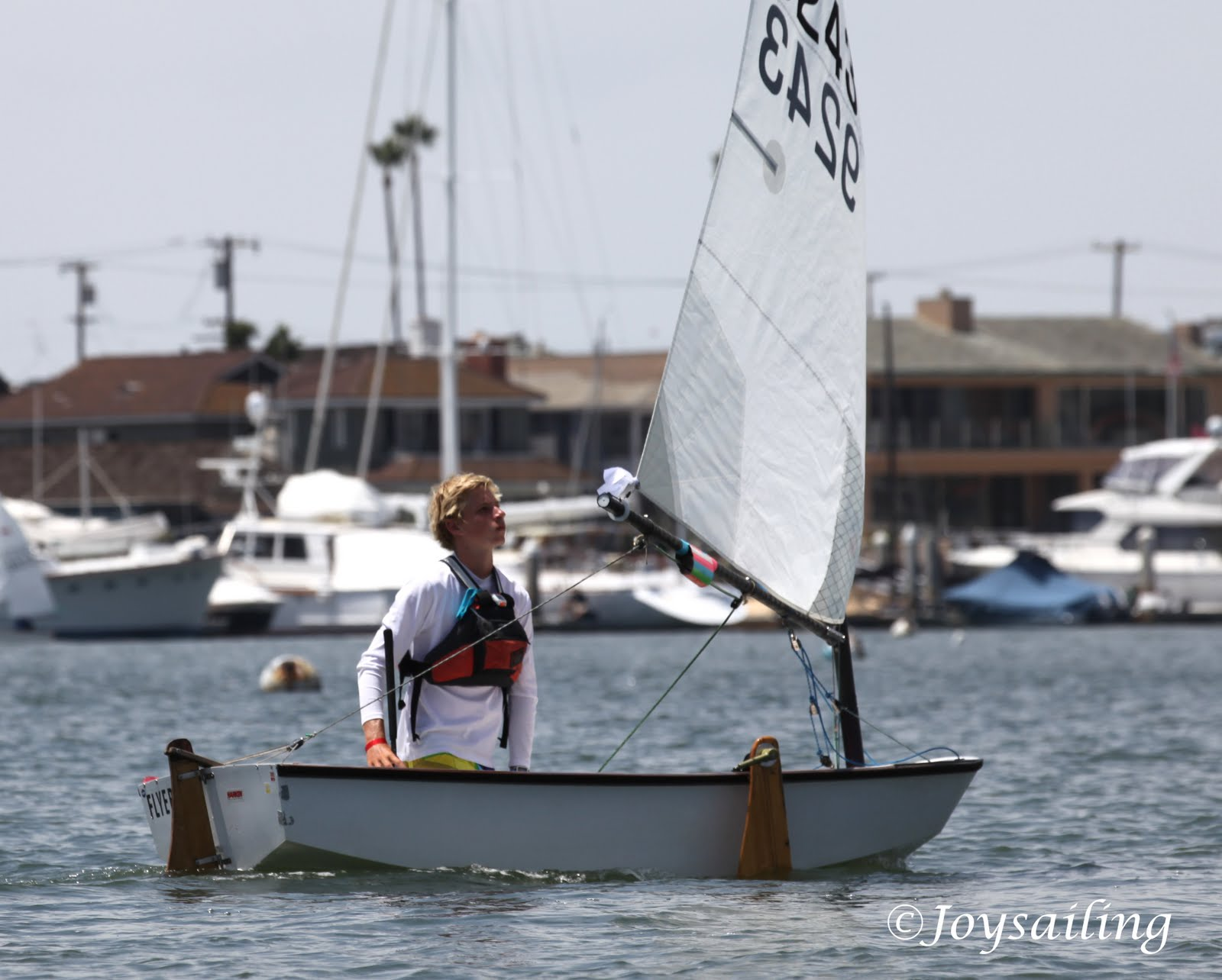 The event was the 2011 Jr. Sabot Nationals, and it could not have gone any ...