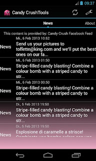candy crush tools for android