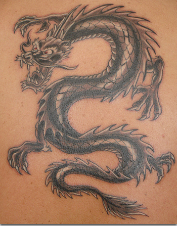 Dragon Tattoos on Dragon Tattoo Designs For Women   Tattoos   Zimbio