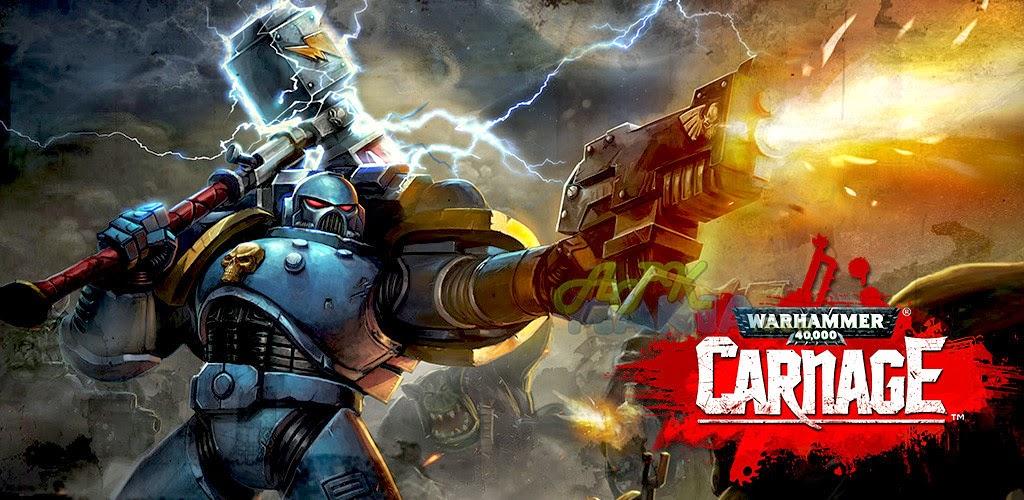 Warhammer 40,000: Carnage v187933   JUEGO ADICTIVO [APK] [Android] (Descargar Gratis)