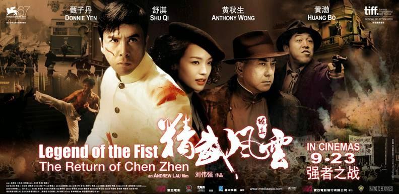 Sự Trở Lại Của Trần Chân - Legend Of The Fist: The Return Of Chen Zhen (2010)