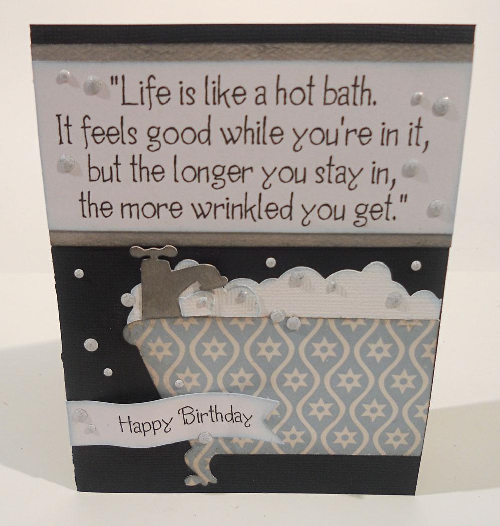 Handmade Funny Birthday Cards